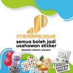 Program Stickerpreneur ( Semua boleh jadi usahawan sticker )