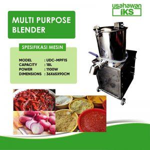 MULTI PURPOSE BLENDER UDC-MPF15