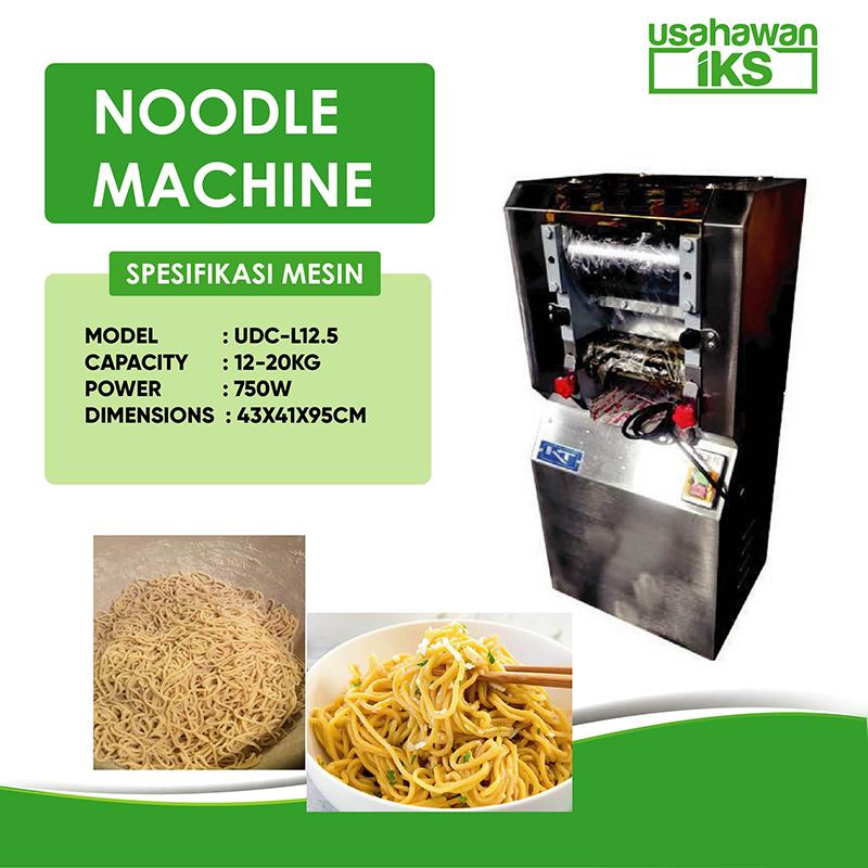 NOODLE MACHINE UDC-L12.5