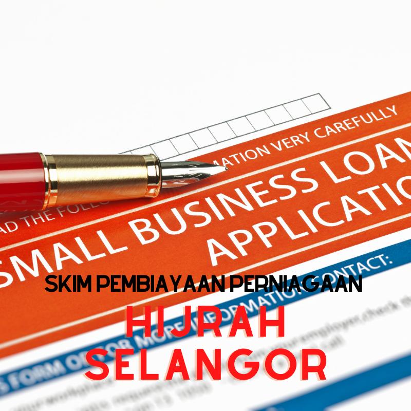 Skim Pinjaman Mikro Kredit Hijrah Selangor