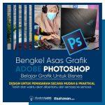 Program Kelas Adobe Photoshop Season 21 (Online)